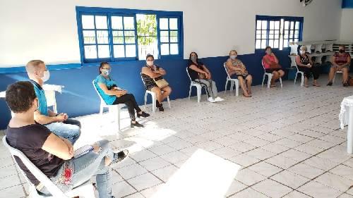 Balneário Arroio do Silva inicia planejamento de trabalho dos Clubes de Mães