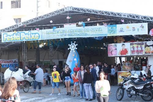 Balneário Arroio do Silva suspende a realização da Festa do Peixe