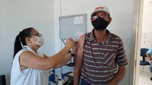 Balneário Arroio do Silva tem 1086 pessoas vacinadas