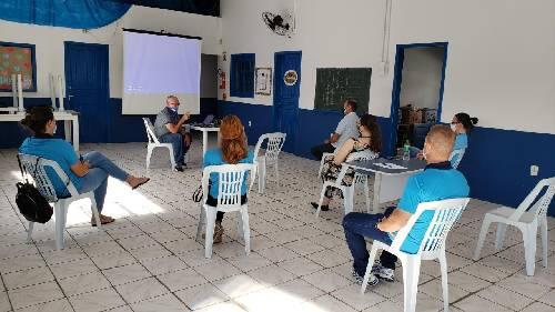 Capacitação sobre Serviço de Inspeção Municipal é realizada em Balneário Arroio do Silva