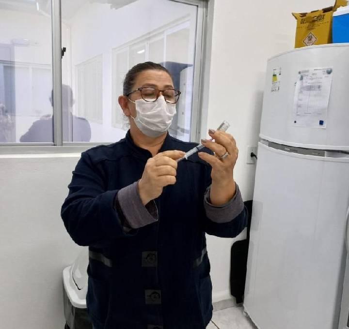 Departamento de Saúde de Maracajá alerta para baixa procura pela vacina da gripe