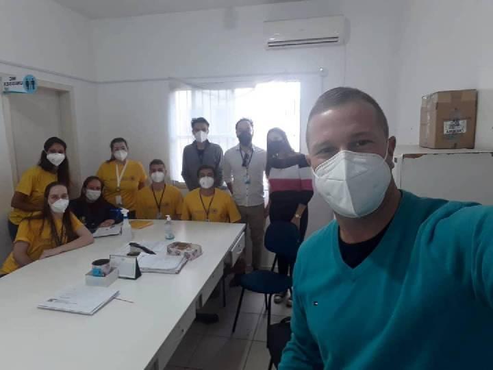 Escola de Saúde Coletiva presente em Balneário Arroio do Silva