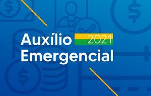 GOVERNO FEDERAL E CAIXA ANTECIPAM CALENDÁRIO DA TERCEIRA PARCELA  DO AUXÍLIO EMERGENCIAL 2021