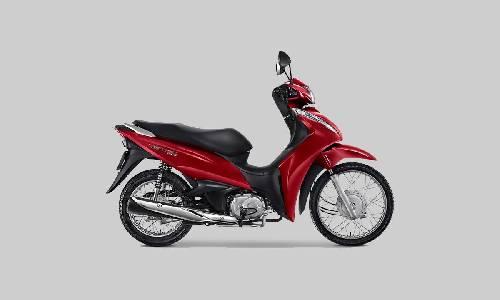 Moto Honda Biz 110i Completa