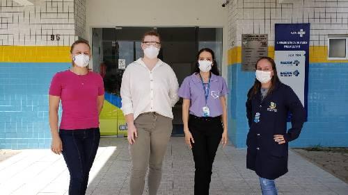 Saúde do Arroio realiza mais um projeto em parceria com a UFSC
